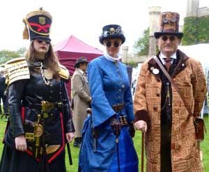 More Steampunks