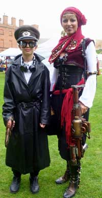 Two Steampunks