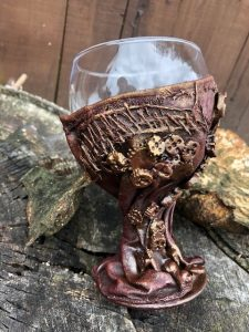 Make a Powertex Steampunk Goblet @ The Robert Hardy Building | England | United Kingdom