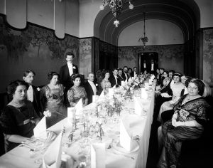 The Travellers' Supper Club @ The Refectory | England | United Kingdom